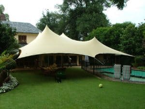 Garden Birthday Party Tent Rental & Stretch Tent Hire Durban | FunctionQuotes